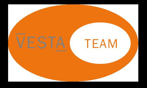 Logo Vesta Team